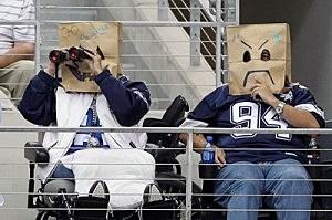 Cowboys Bag Fans