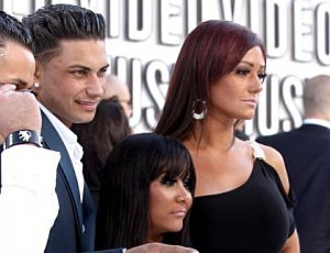 Snooki, JWoww and Pauly D
