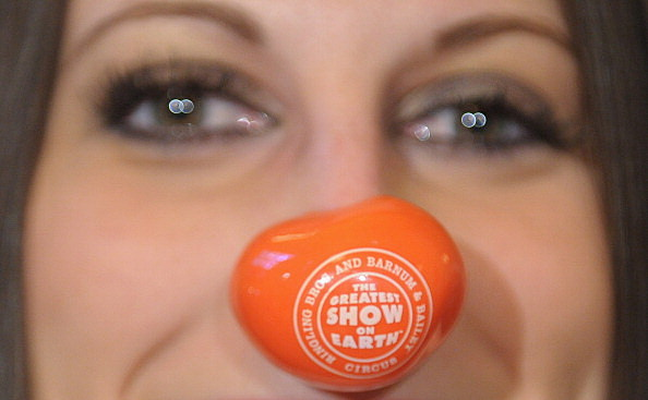 Ringling Brothers Clown Nose