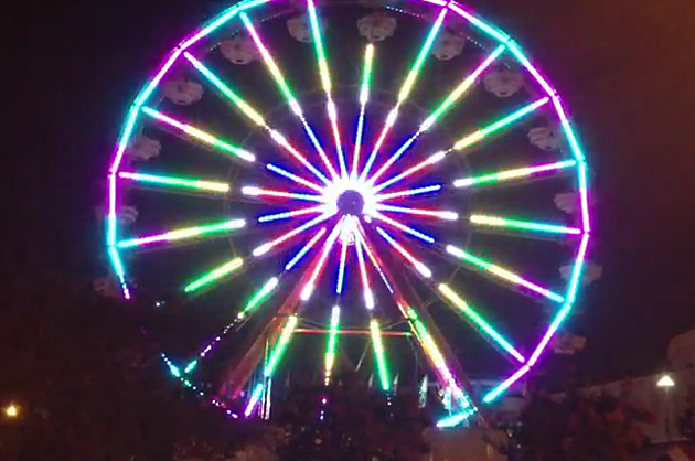 cajun heartland state fair ferris wheel ride