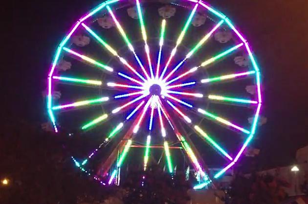 cajun heartland state fair ferris wheel ride