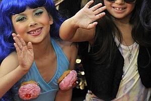 katy perry cupcake kid