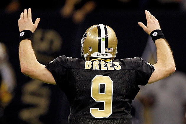drew brees saints agree on contract