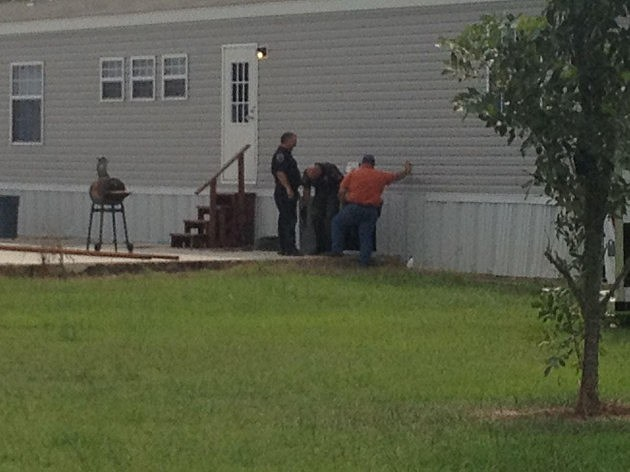 police search home of brandon scott lavergne