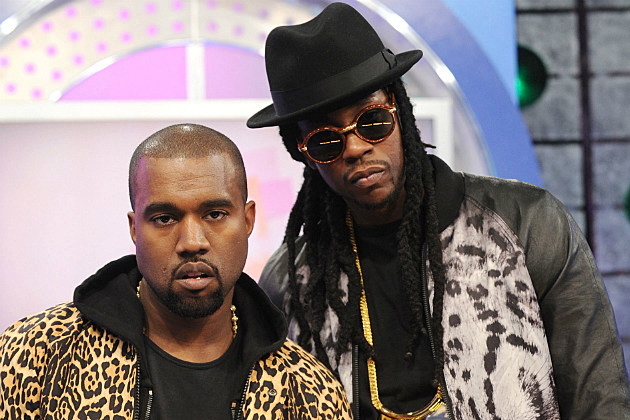 2 chainz kanye west birthday song