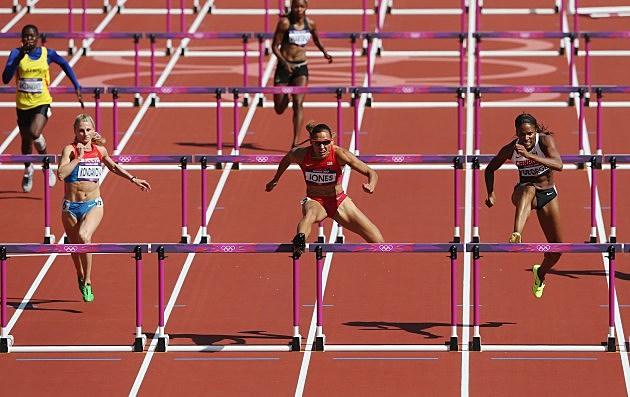 Olympics Day 10 - Athletics - Lolo Jones - 2012 London Olympics