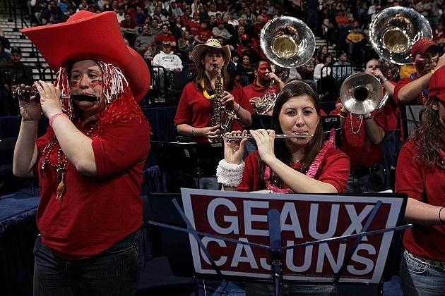 Louisiana-Lafayette Ragin' Cajuns