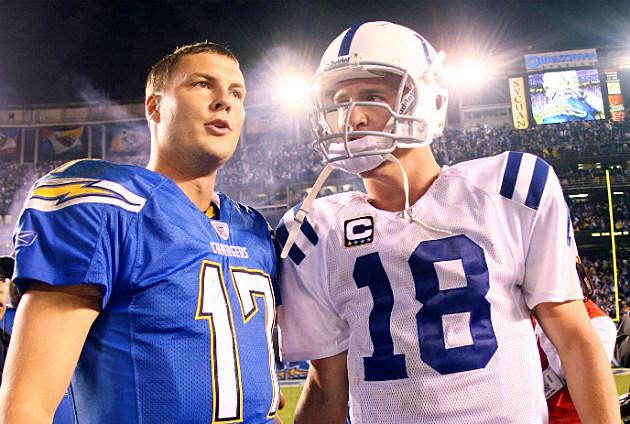 nfl quarterbacks talkin on facebook