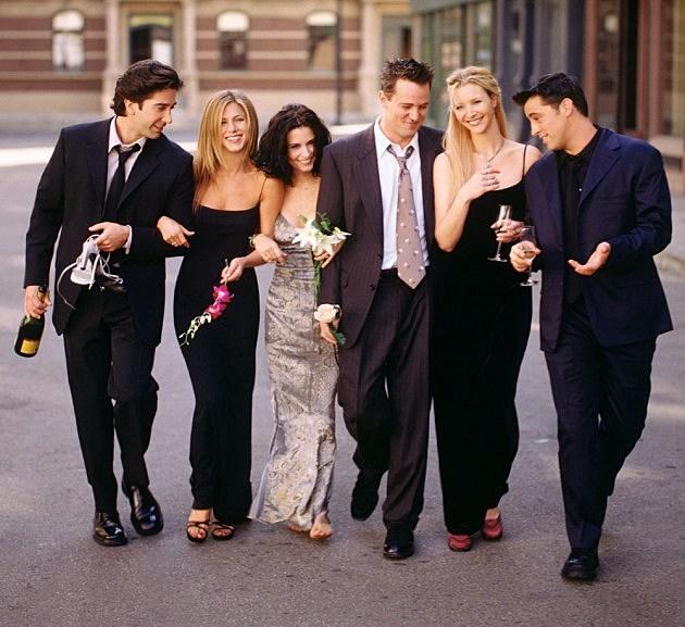 friends reunion not true