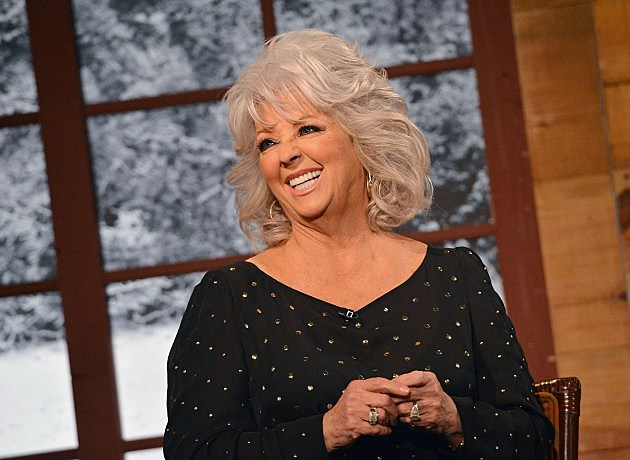paula deen today show interview