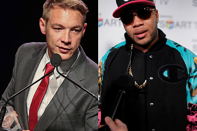 diplo calls out flo rida for ripping off music video idea