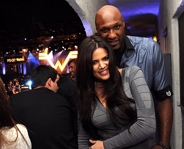 lamar odom on crack cocaine marriage to khloe kardashian falling apart