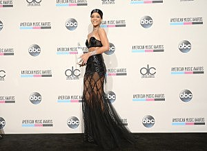 2013 American Music Awards - Press Room getty images