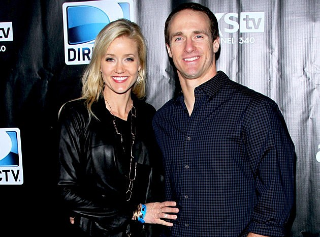 drew brees wife brittany pregnant with fourth child