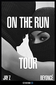JAY Z + Beyonce On the Run Tour