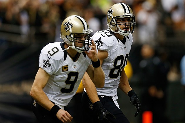 drew brees jimmy graham nfl top 100 players 2014