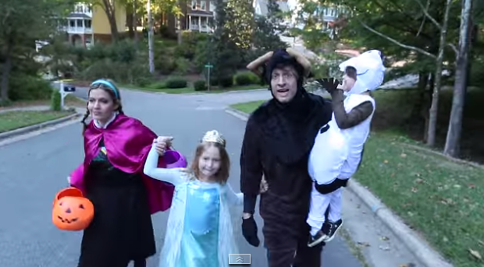 The Holderness Family Is Back Again Channeling Snoop Dogg For Halloween