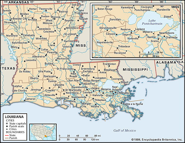 2015 Best Towns To Raise A Family In Louisiana