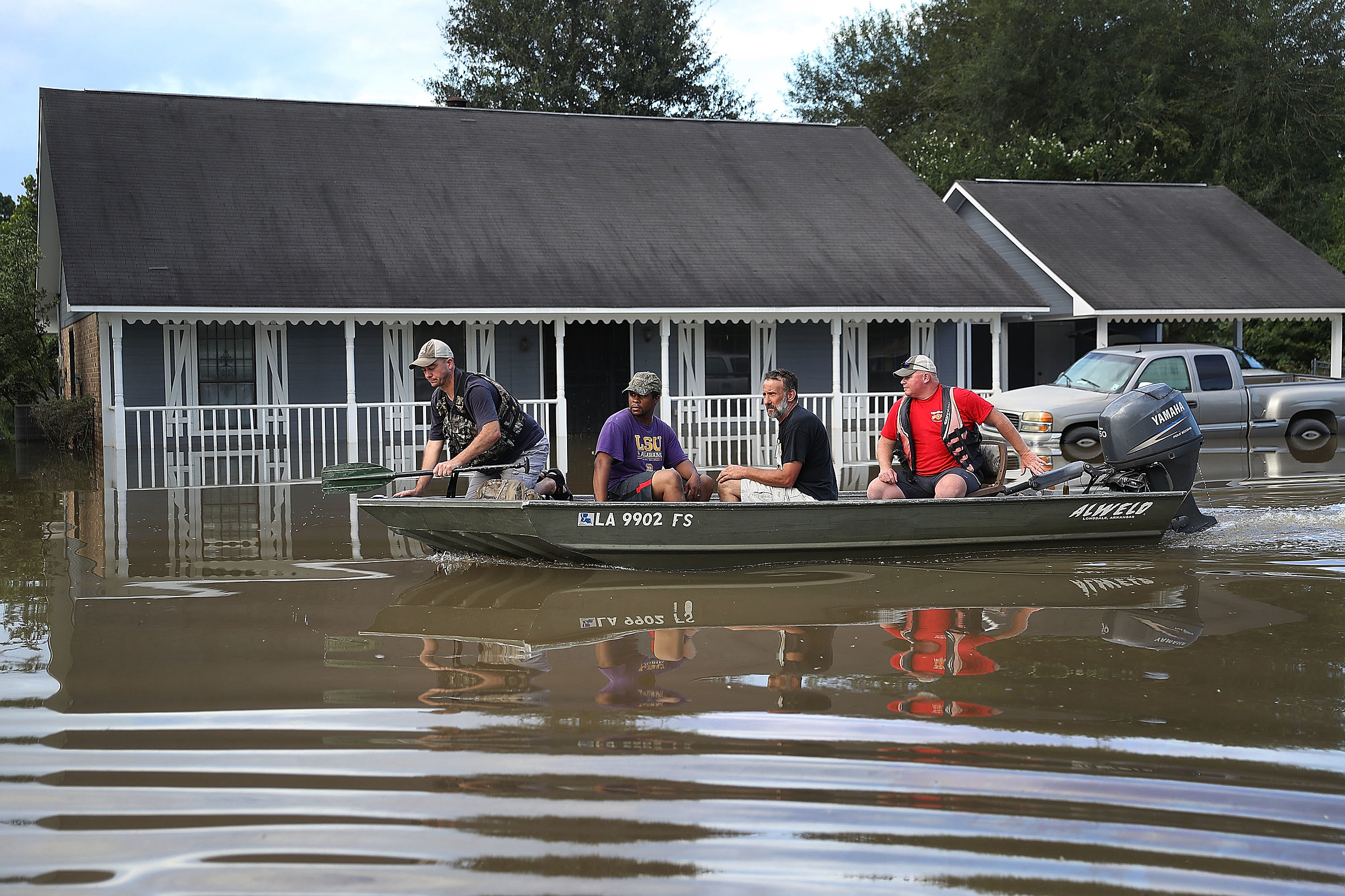10 Things We Learned From The 2016 Louisiana Flood