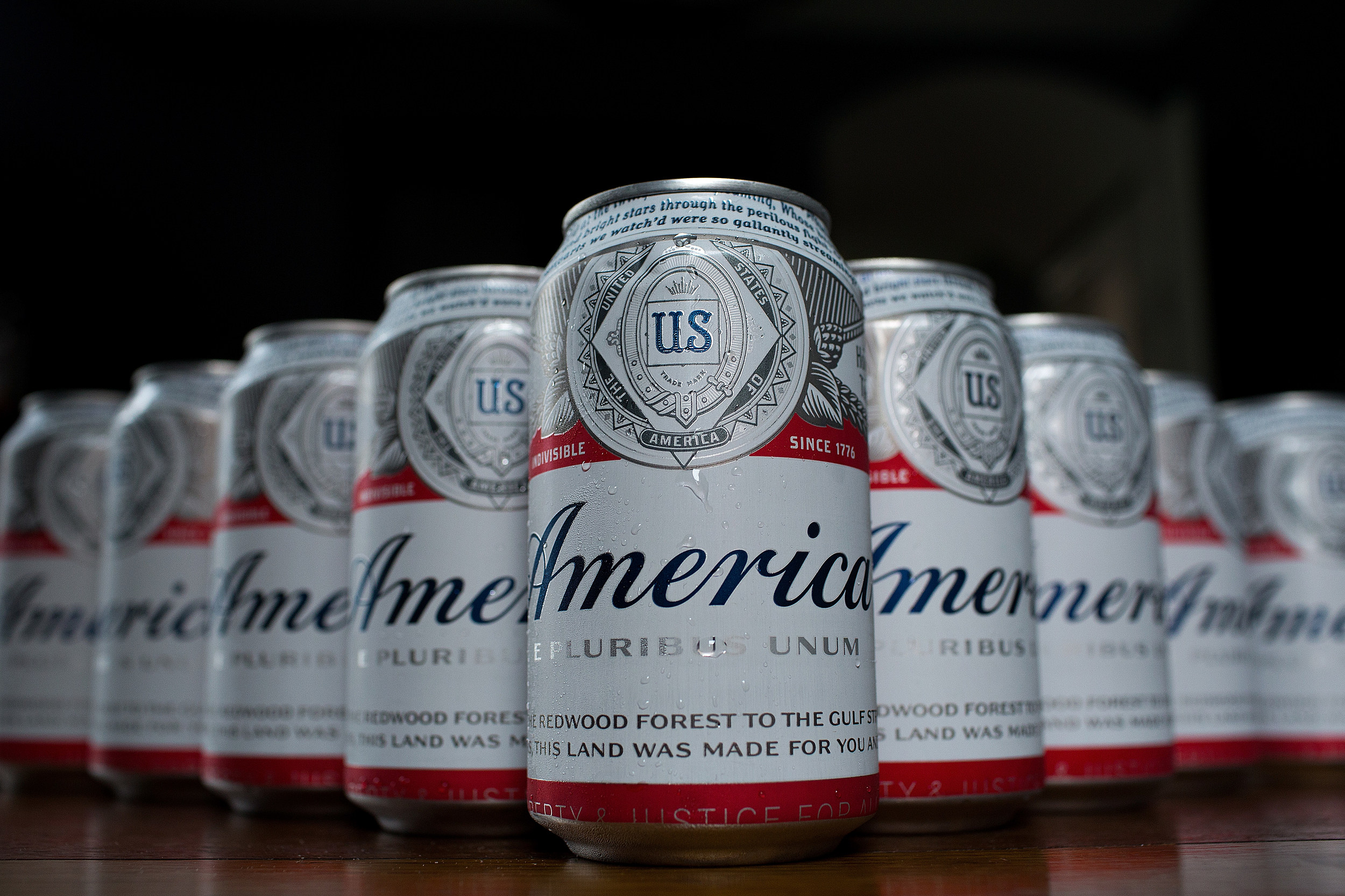 America Cans Beer Run Dry As Political Season Ends