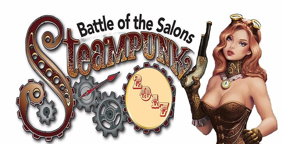 2017 Battle Of The Salons Steampunk