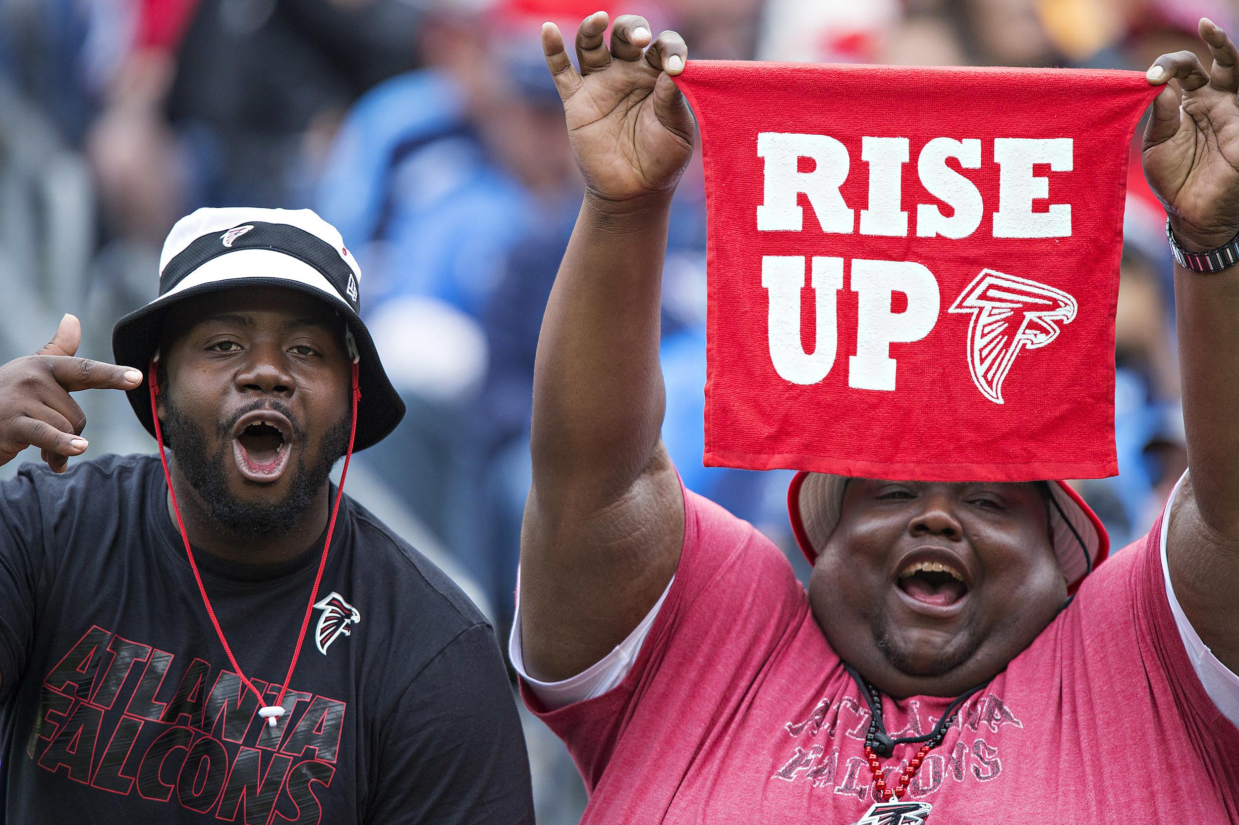 Atlanta Falcons v Tennessee Titans