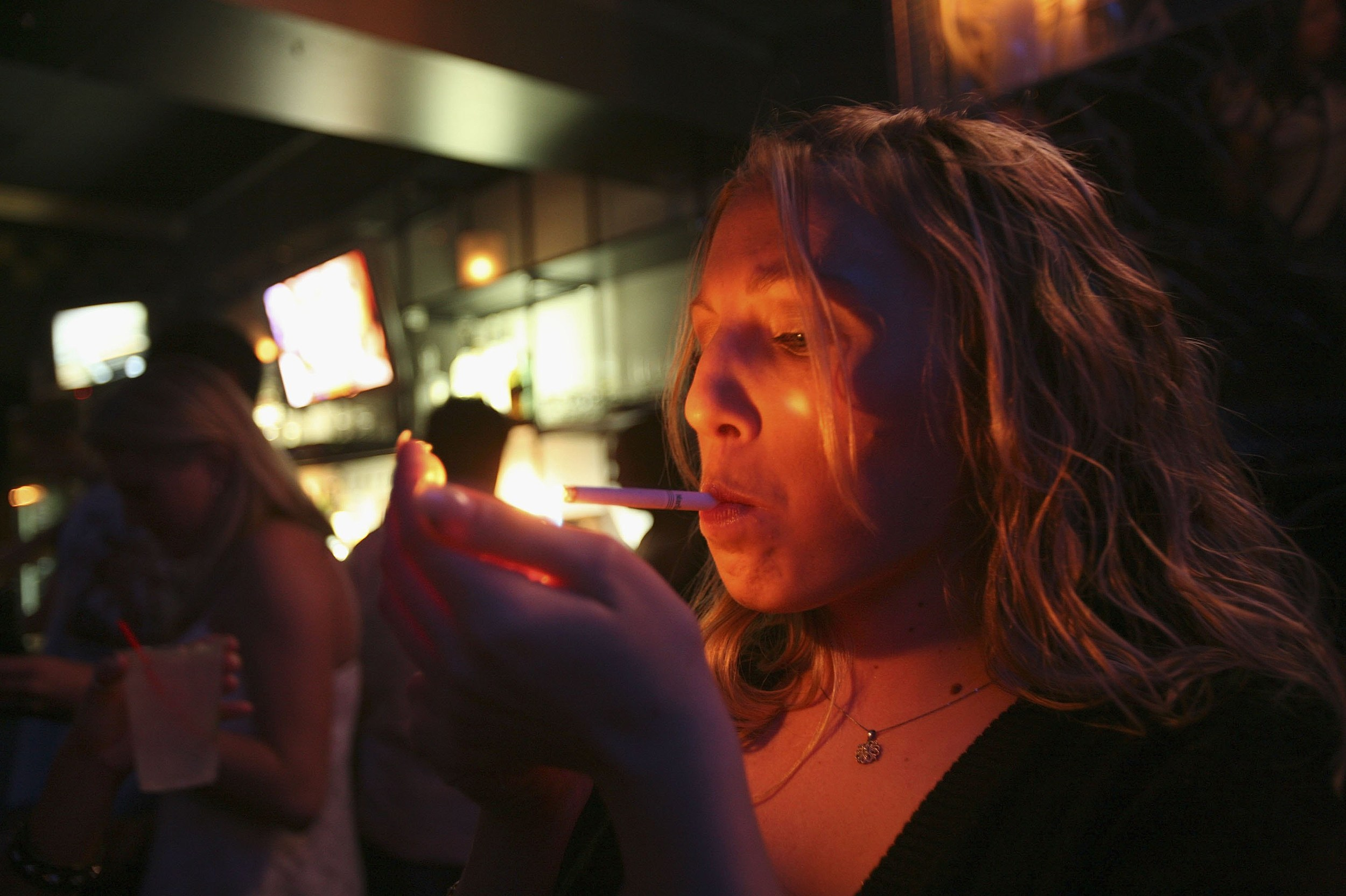 New Jersey Bans Indoor Smoking In Public Places