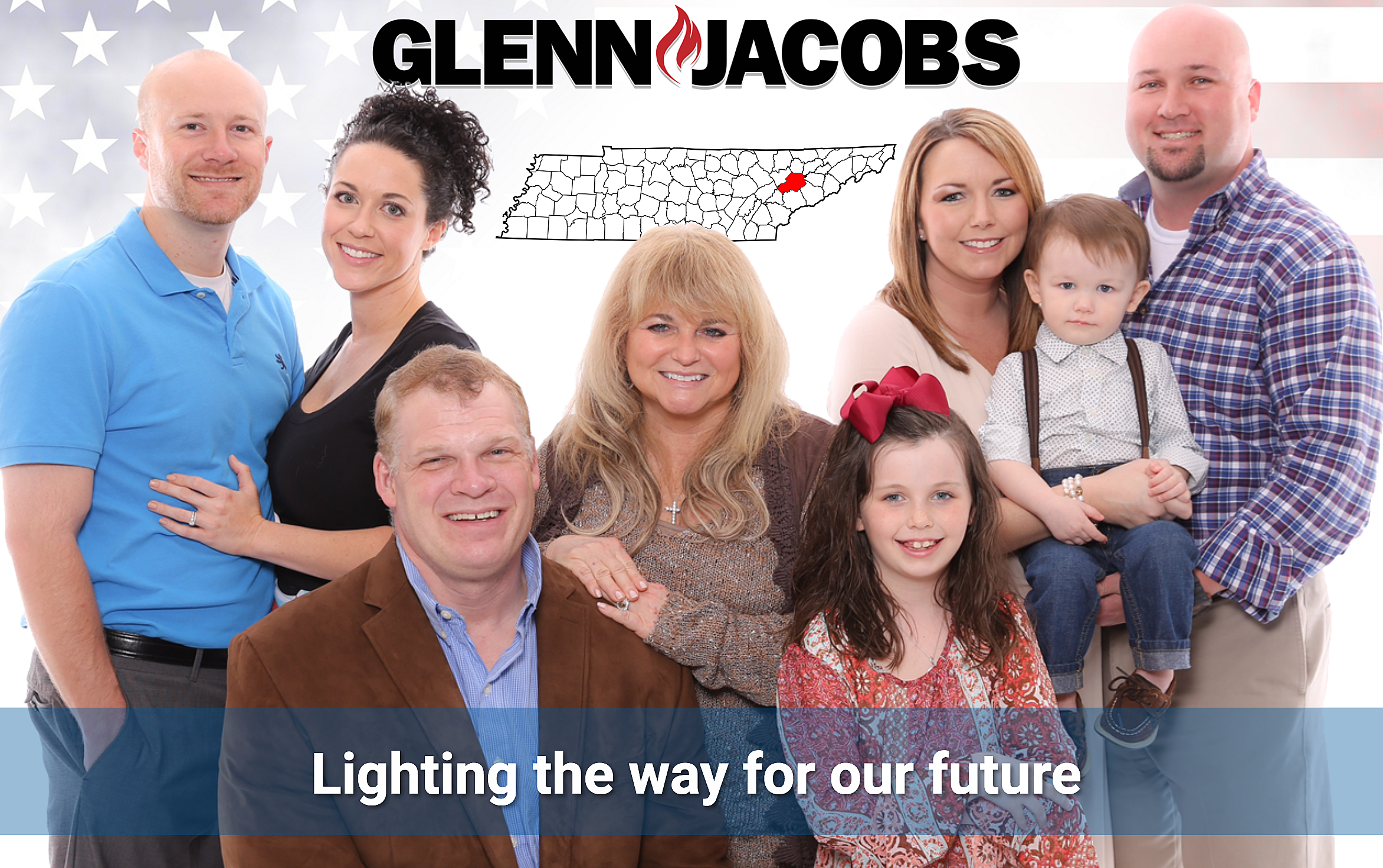 Glenn Jacobs for Mayor