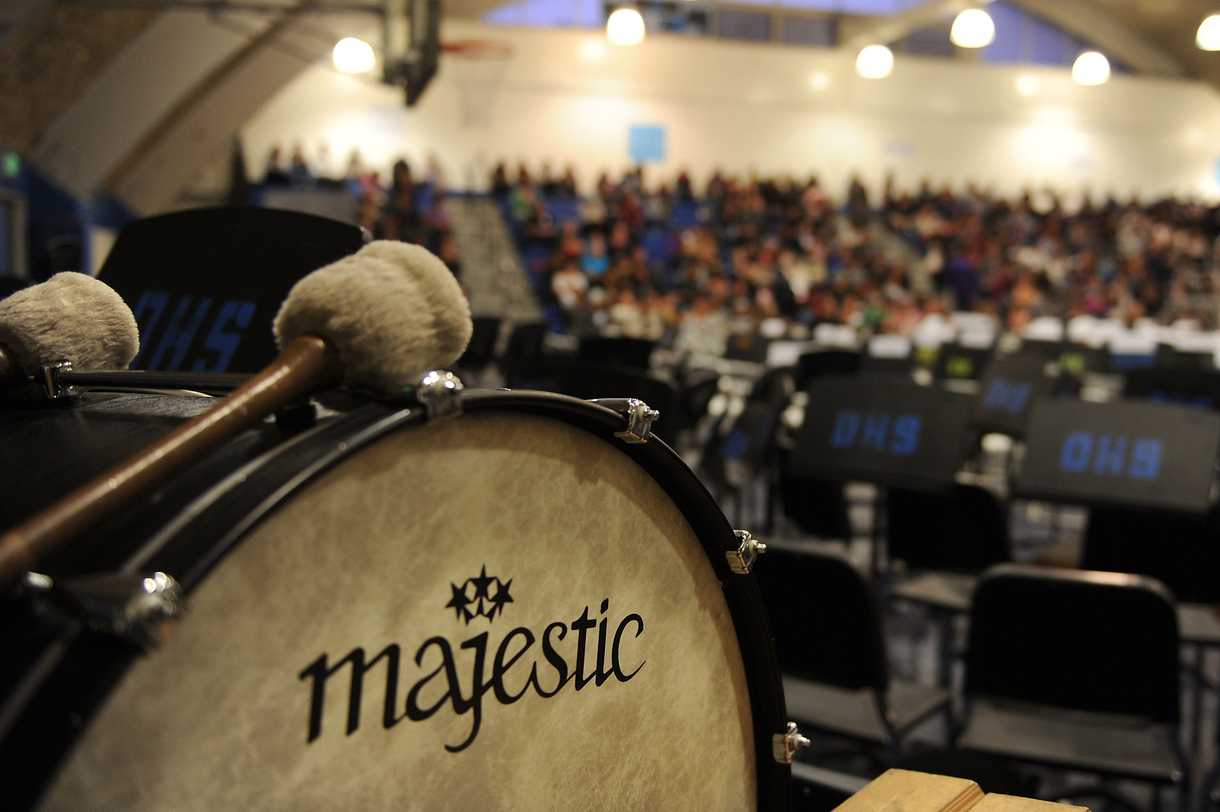 Duarte Unified School District and VH1 Save The Music Host All-District Band Showcase