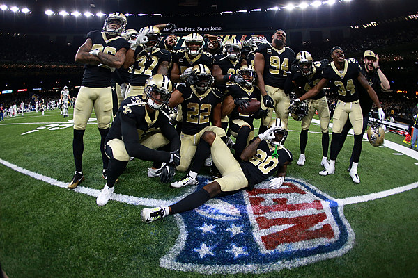 Six New Orleans Saints Players Named To The 2018 Pro Bowl Team
